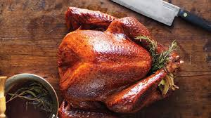 a simple roast turkey recipe bon appetit