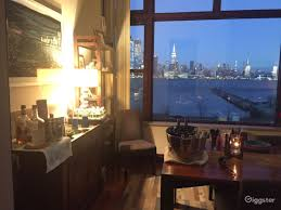 rent loft apartment with view of empire state building apartment