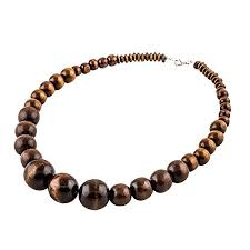 wooden necklaces wooden necklace co uk