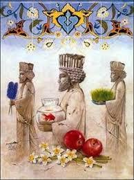 nowruz greeting cards iranian new year song norooz song rebirth renewal
