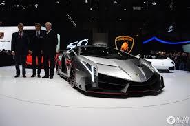 Lamborghini Veneno Roadster Owners - geneva 2013 lamborghini veneno