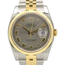 Stainless Steel Questions Faqs About Stainless Steel Shine It Datejust 36 116233 Slvrfj Silver Roman Fluted Yellow Gold