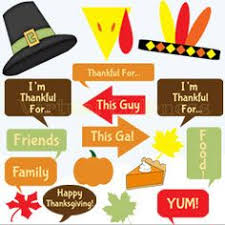 thanksgiving photo booth props thanksgiving printable photo booth props they re for sale 9 95