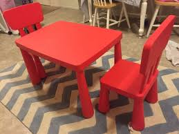 ikea kids table and chairs baby u0026 kids in san leandro ca offerup