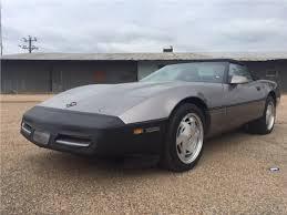 88 corvette for sale 1988 chevrolet corvette for sale reed city mi carsforsale com