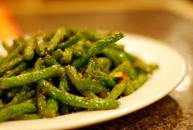 cuisiner haricot vert recette salade de haricots verts aux graines de sésame