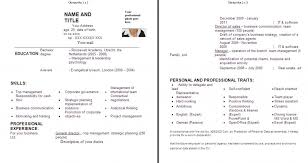 Resume For Someone With No Work Experience Sample by 12 College Fresh Graduate Resume Samples Easy Resume Samples