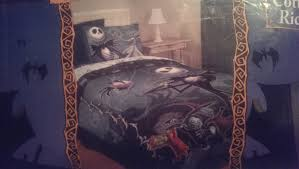 nightmare before baby bedding set buylivebetter king