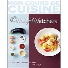 mon cours de cuisine marabout mon cours de cuisine weight watchers broché collectif achat