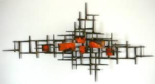 Prepossessing 10 Mid Century Wall Decor Design Ideas Best 25