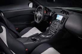 Nissan 370z Interior Nissan 370z Nismo Roadster Concept Drops Its Top In Chicago