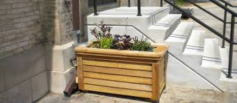 how to build a downspout planter philadelphia water department