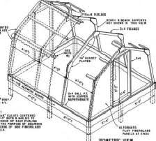 Hip Roof Barn Plans Graham Plans