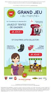 jeux de concours de cuisine galerie de newsletters sur le thème the mailing book