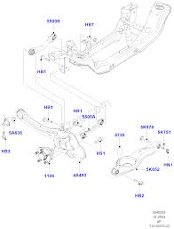 ford focus suspension diagram rear knuckle and suspension arms ford focus 04 08 focus c max 03