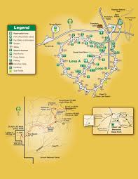 New Mexico State Map by Oliver Lee Memorial State Park Find Campgrounds Near Alamogordo