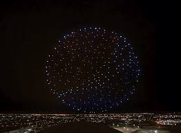 disney drone light show 300 intel drones perform light show at the super bowl halftime