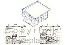 small cottage plans free agencia tiny home