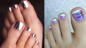 Toe Nail Art Designs For Beginners New Nail Art 2017 The Best Toenail Art Designs Compilation