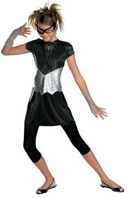 black suited spider tween teen u0027s costume costumes com au
