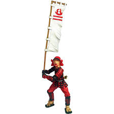 Canada Flag Bearer Japanese Samurai Flag Bearer U2013 Self Help Warehouse