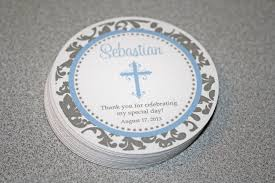 communion favors ideas holy communion favor tag personalized holy communion aqua