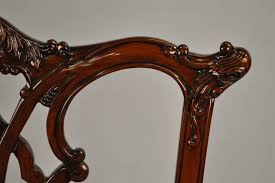 Ball And Claw Dining Room Chairs Chippendale Dining Chairs - Chippendale dining room furniture