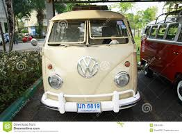volkswagen classic bus volkswagen retro vintage car split bus editorial stock image
