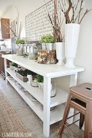 DIY Buffet Cabinets For The Dining Room Dining Room Storage - Buffets for dining room