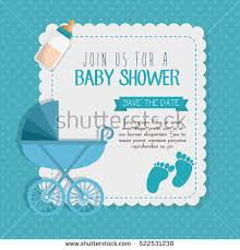 save the date baby shower baby shower invitation stock images royalty free images vectors