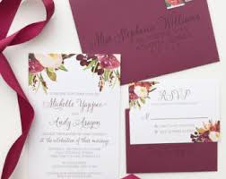 wedding invitations burgundy wedding invitation marsala blush pink hledat googlem like and