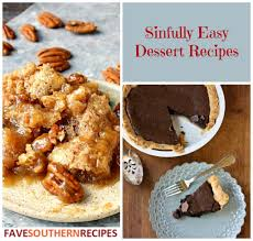 treat yourself 8 sinfully easy dessert recipes recipechatter