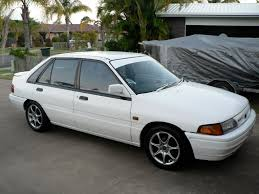 1992 ford laser news reviews msrp ratings with amazing images