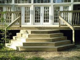 Back Porch Stairs Design 12 Best Stairways Images On Pinterest Decking Back Deck And