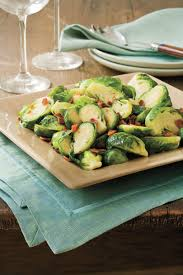brussel sprouts thanksgiving recipe brussels sprouts recipes we love southern living
