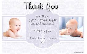 card templates baptism thank you quotes baptism photo thank you