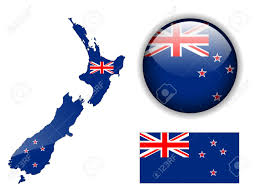 New Zeland Flag New Zealand Flag Stock Photos Royalty Free New Zealand Flag