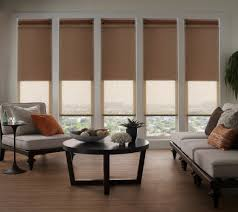 decor window blinds with remote control motorized shades