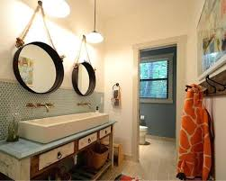 hanging bathroom mirrors with frameastounding hanging a bathroom