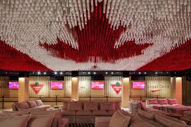Canada House by Inside Canada U0027s Vibrant Rio Olympic House By Yabu Pushelberg Curbed
