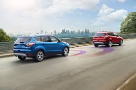 ford crossover escape 2017 ford escape suv technology features to make life on the