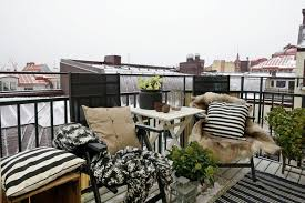Outdoor Balcony Set by Terrace Setting Up U2013 Prepare Your Outdoor Area On The Winter