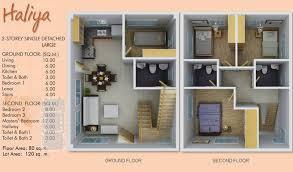 exclusive 2 storey house floor plan in the philippines 3 33