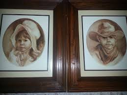 Home Interior Cowboy Pictures Find More Set Of Vintage Home Interior Framed Pictures Little