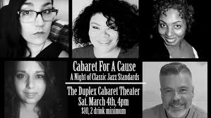 American Foundation For The Blind Dallas Cabaret For A Cause A Night Of Classic Jazz Standards By The