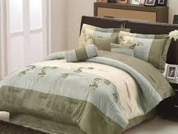 Green King Size Comforter Sets 8499