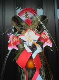 New Year Decoration In Japan by Rick Cogley U0027s W3place