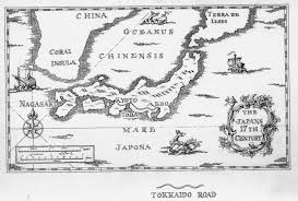 Ancient China And Japan Map by Young Samurai Resources Chris Bradford