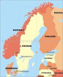 map of europe scandinavia free pdf maps of scandinavia