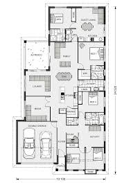 Granny Flat Floor Plans by Iluka 230 With Granny Flat Home Designs In Riverland G J